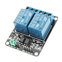 olcso Relék-2 csatornás 5V magas szintű kiváltó relé modul (az Arduino) (működik hivatalos (az Arduino) táblák)