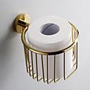 billiga Badrumsinredning-Toalettpappershållare / Ti-PVD Nutida