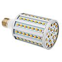 ieftine Becuri LED-20W E26/E27 Becuri LED Corn T 102 led-uri SMD 5050 Alb Cald 600-630lm 3000K AC 220-240V