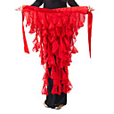 cheap Dance Accessories-Belly Dance Belt Women's Chiffon Ruffles Hip Scarf / Ballroom