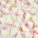 baratos Decorações para Casamento-PC Cetim Acessórios Casamento Decoração cerimônia - Festa Tema Jardim Tema Flores