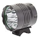 povoljno Maskare-Rasvjeta Svjetiljke za glavu Svjetla za bicikle LED 4000 Lumena 3 Način Cree XM-L T6 18650Kampiranje / planinarenje / Speleologija