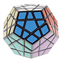cheap Rubik's Cubes-Rubik's Cube Megaminx Smooth Speed Cube Magic Cube Puzzle Cube Professional Level Speed Gift Classic & Timeless Girls'
