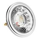 preiswerte LED Doppelsteckerlichter-420-450lm G53 LED Spot Lampen 1 LED-Perlen COB Kühles Weiß 85-265V