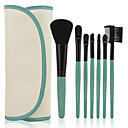 cheap Makeup Brush Sets-7pcs Makeup Brushes Professional Makeup Brush Set Synthetic Hair / Artificial Fibre Brush Limits Bacteria Middle Brush