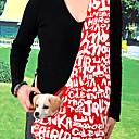 billige Mobilcovers & Skærmbeskyttelse-Bogstaver Mønster Oxford Outdoor Pakke Taske til kæledyr Hunde (assorterede farver, størrelser)