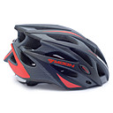 cheap Tools, Cleaners & Lubricants-MOON Adults Bike Helmet 21 Vents Impact Resistant, Adjustable Fit, Removable Visor EPS, PC Sports Road Cycling / Recreational Cycling / Cycling / Bike - Black / Black / Red