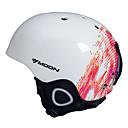 tanie Kaski narciarskie-KSIĘŻYC Helma na lyže Dla obu płci Narciarstwo Ultralekkie / Sportowy PVC / EPS CE