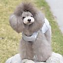 preiswerte Hundekleidung-Katze / Hund T-shirt Hundekleidung Herz Grau Baumwolle Kostüm Für Haustiere Sommer Herrn / Damen Lässig / Alltäglich