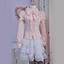 cheap Lolita Dresses-Sweet Lolita Dress Princess Women's Blouse/Shirt Cosplay Long Sleeves Lolita