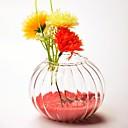 halpa Pöytäkoristeet-Materiaali Lasi Taulukko Centerin Pieces - Yleinen Vases Muuta Pöydät Kukkakuvio Kevät Kesä Kaikki vuodenajat