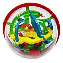 Χαμηλού Κόστους Ξύλινα παζλ-Μπάλες Μπάλα λαβύρινθος Παιχνίδια Διασκέδαση Πλαστική ύλη Κλασσικό Κομμάτια Παιδικά Δώρο