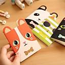 billige Papir og notesbog-kølig dyr mønster soft cover notebook (tilfældig farve)