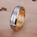 preiswerte Modische Ohrringe-Damen Ring - Stilvoll Gold Für Hochzeit Party / Abend
