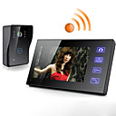cheap Video Door Phone Systems-Wireless 7 inches LCD Touch Screen Phone Intercom Video Door Doorbell Home Security Camera Monitor