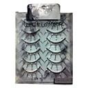 preiswerte Wimpern Accessoires-Augenwimpern Klassisch Gute Qualität Alltag