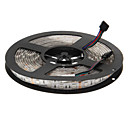billige LED Strip Lamper-5 m 300 LED 5050 SMD RGB Vanntett 12 V / IP65