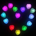 Χαμηλού Κόστους Πρωτότυπα Φώτα-LED νύχτα φως Αδιάβροχη Μπαταρία PVC 1 Φως Συμπεριλαμβάνονται μπαταρίες 6.0*6.5*2.0cm