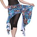 cheap Latin Dancewear-Belly Dance Skirt Women's Performance Silk