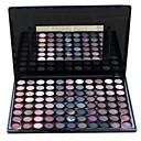 cheap Eye Shadows-88pcs Eye Shadow Powder Party Makeup / Smokey Makeup / Matte / Shimmer