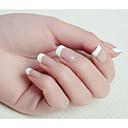 preiswerte Aufkleber für Nägel-Nagel Kunst Halbe Nail Tips Abstrakt Klassisch Gute Qualität Alltag
