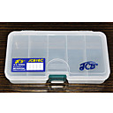 رخيصةأون طعم صيد الأسماك-JCB16C الثلاثي طبقة صندوق سحر معالجة مربع (16.1 * 9.1 * 3.2CM)