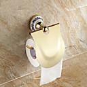 ieftine Farfurii de Săpun-Suport Hârtie Toaletă Antichizat Alamă 1 piesă - Hotel baie