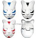 preiswerte Anime-Kostüme-Maske Inspiriert von Naruto Cosplay Anime Cosplay Accessoires Maske PVC Herrn / Damen heiß Halloween Kostüme