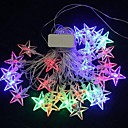 voordelige Kerstdecoraties-1pc Sterren Kerstverlichting, Holiday Decorations 200.0*5.0*5.0