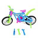 저렴한 자석 장난감-플라스틱 자전거 장난감을 조립