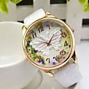 preiswerte Modische Uhren-Damen Modeuhr Armbanduhr Quartz Legierung Band Analog Schmetterling Schwarz / Weiß / Blau - Rot Grün Blau