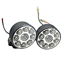 cheap Masks-2pcs Car Light Bulbs 4W SMD LED 9 Daytime Running Light