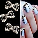 billige Sakse og negleklippere-Metal Negle Smykker Til finger tå Negle kunst Manicure Pedicure Klassisk / Bryllup Daglig