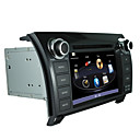 billige DVD-spillere til bilen-Chtechi 7 tommers 2 Din Windows CE 6.0 / Windows CE I-Instrumentpanel Innebygget Bluetooth / GPS / iPod til Toyota Brukerstøtte / 3D grensesnitt / Rattkontroll / Styrekule & Pekeplate / Spill