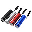 preiswerte Taschenlampen-LS173 LED Taschenlampen LED - 9 Sender Notfall, Größe S, Taschen Camping / Wandern / Erkundungen, Für den täglichen Einsatz, Angeln
