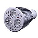 זול חלקים לאופנועים וג'יפונים-3.5 W תאורת ספוט לד 300-350 lm GU10 MR16 3 LED חרוזים לד בכוח גבוה לבן קר 220-240 V / RoHs / CCC
