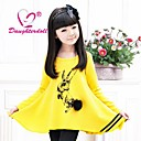 cheap Ring Pillows-Blouse, Cotton Polyester Spring Fall Long Sleeves White Yellow Royal Blue