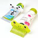 hesapli Banyo Aksesuarları-Banyo Gereçleri Çok-fonksiyonlu Seyahat Çevre-dostu Hediye Yaratıcı Karikatür Plastik 1 parça - Banyo Diş fırçası ve aksesuarları