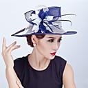 abordables Tocados de Fiesta-Mujer Niña de flor Pluma Tul Celada-Boda Ocasión especial Casual Al Aire Libre Tocados Sombreros
