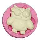 cheap Bakeware-Bakeware tools Silicone Eco-friendly / 3D For Cake / For Cookie / For Pie Animal Mold 1pc