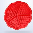 hesapli USB-Bakeware araçları Silikon Ekmek / Kek / Kurabiye Pasta Kalıpları / Pişirme Kalıp 1pc