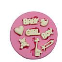 olcso Sütőeszközök-Bakeware eszközök Műanyag Torta süteményformákba 1db