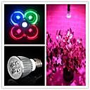 رخيصةأون أضواء تكبر  LED-5W 450-550 lm E26/E27 تزايد المصابيح الكهربائية MR16 3 الأضواء طاقة عالية LED أبيض طبيعي أخضر أزرق أحمر أس 85-265V