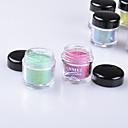 baratos Pincéis para Lábios-12 cores Sombra para Olhos / Pós Olhos Maquiagem de Festa Maquiagem Cosmético / Mate / Brilho