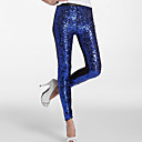 cheap Kids' Dancewear-Bottoms Women's Sequined Sequin Dropped Sexy Maids & Servants Pants / Clubwear / Performance