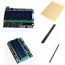 billige Moderbrett-1602 lcd tastatur skjold og tilbehør for Arduino