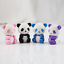 ieftine Rechizite De Birou & Școală-panda creative radiera cauciuc detașabil (culoare aleatorii)