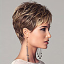 cheap Synthetic Capless Wigs-Synthetic Wig Straight Style Capless Wig Brown Women's Wig StrongBeauty Costume Wig