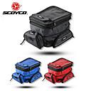 お買い得  オートバイ用バッグ-scoyco mb09スポーツヘルメットオートバイタンクバッグバッグ大容量のバックパックのショルダーバッグ