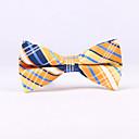 cheap Men's Accessories-Men's Basic Polyester Bow Tie Print